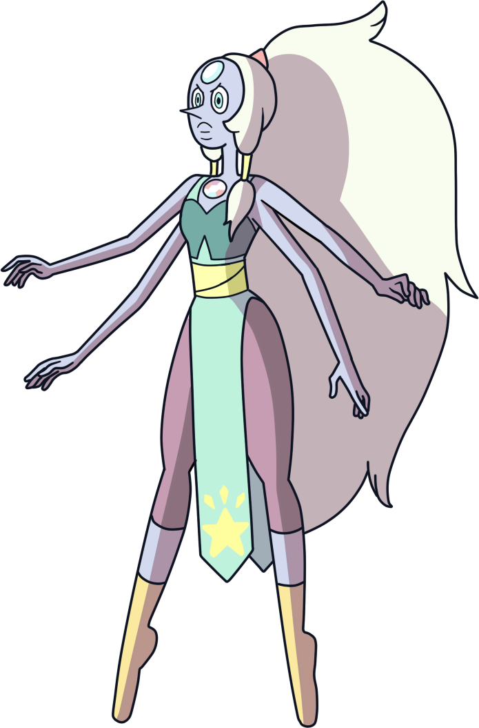opal, pearl, amethyst, fusion, queer, steven universe
