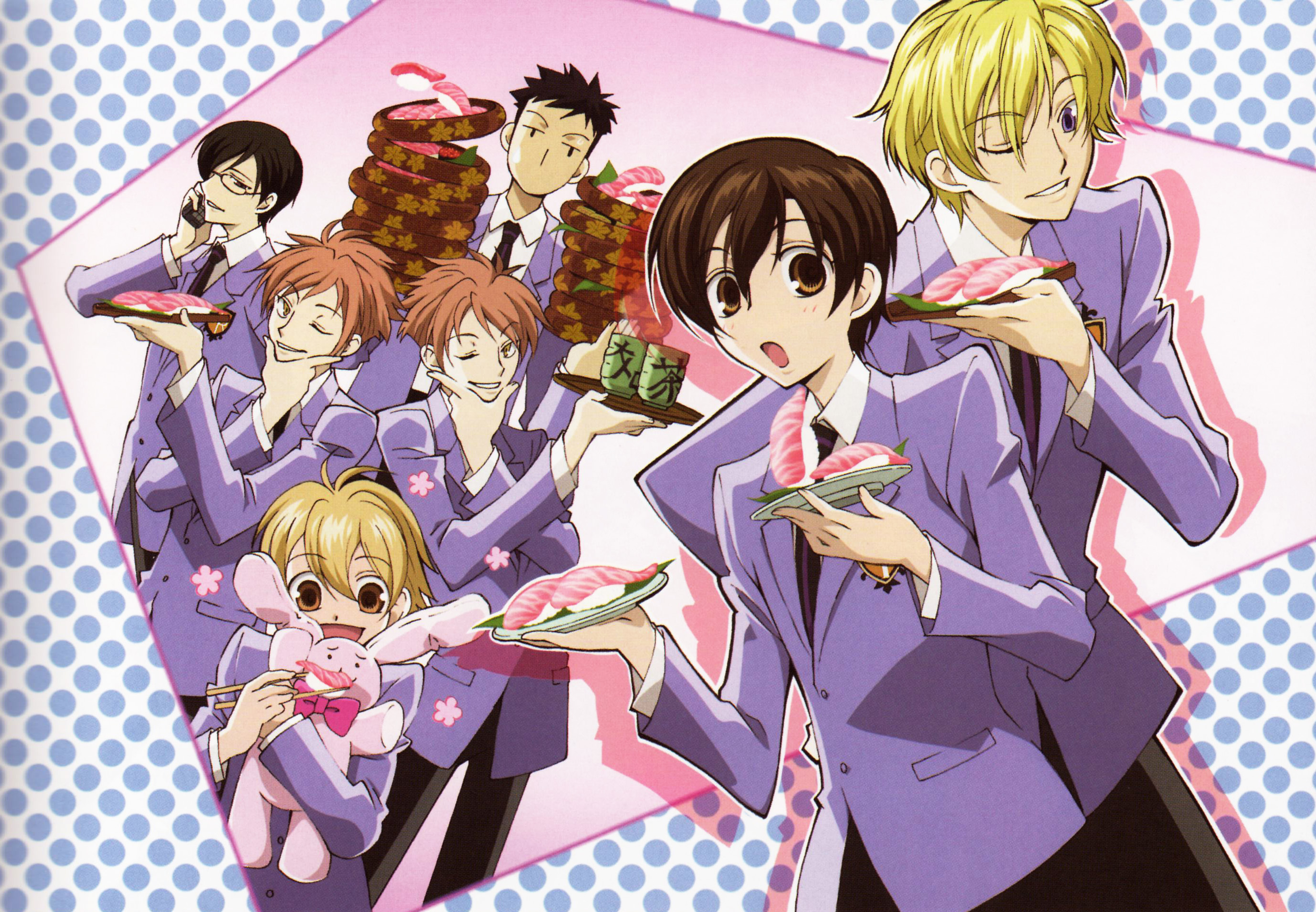 ouran high school host club, gay, queer, transgender