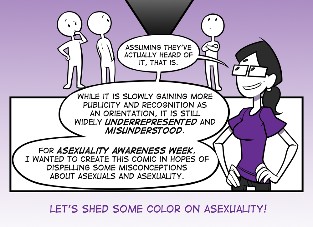 asexuality myths by adriofthedead