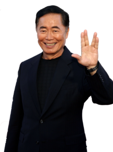 george takei, contemporary queer actor, gay asian american, japanese